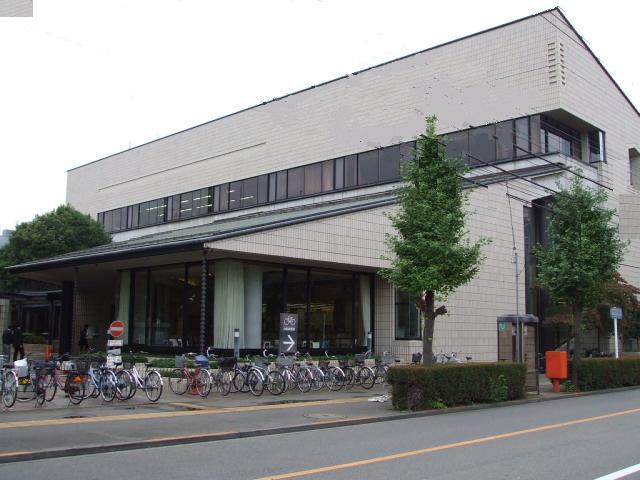 市 図書館 小平
